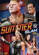 WWE: Summerslam 2014 Movie
