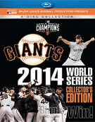 2014 World Series Collectors Edition Blu-ray