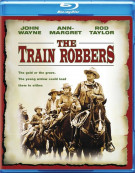 Train Robbers, The Blu-ray