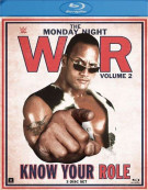 WWE: Monday Night War Vol. 2 - Know Your Role Blu-ray