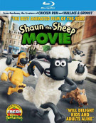Shaun The Sheep Movie (Blu-ray + DVD + UltraViolet) Blu-ray