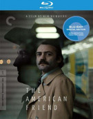 American Friend, The: The Criterion Collection Blu-ray