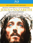 Jesus Of Nazareth: The Complete Miniseries: 40th Anniversary Edition Blu-ray