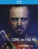 Come And Find Me (Blu-ray + UltraViolet) Blu-ray