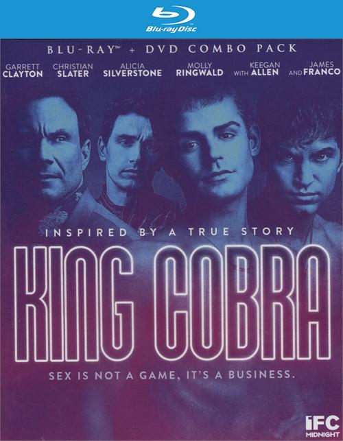 King Cobra (Blu-ray + DVD Combo) Blu-ray