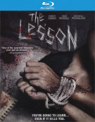 Lesson, The Blu-ray