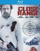 Close Range (blu-ray + DVD Combo) Blu-ray