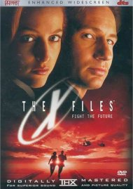 X-Files, The: Fight The Future (DTS) Movie