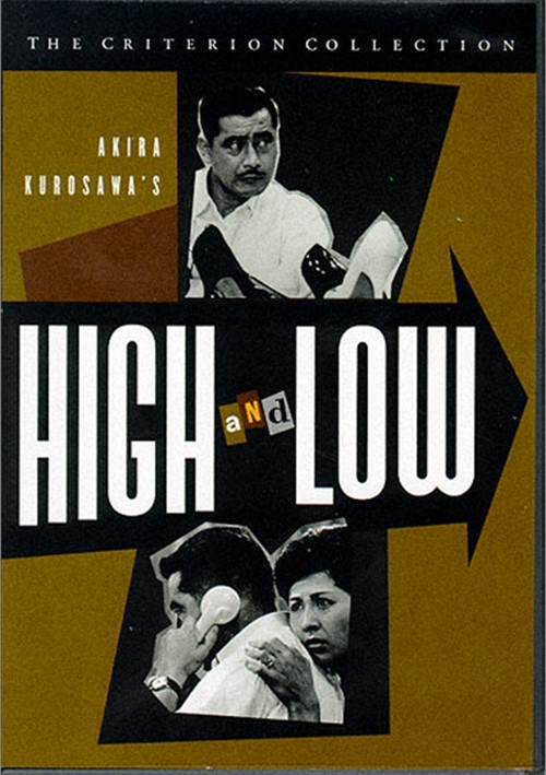 High And Low: The Criterion Collection Movie