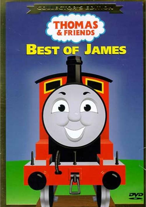 Thomas & Friends: Best Of James Movie