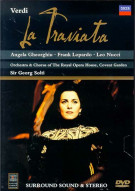 La Traviata: Verdi: Georg Solti: Royal Opera Movie