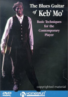 Blues Guitar of Keb Mo, The Movie