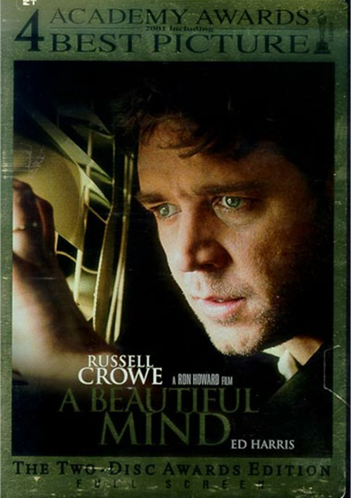 Beautiful Mind, A (Fullscreen) Movie