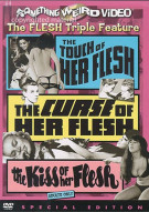 Touch Of Her Flesh, The / The Curse Of Her Flesh / The Kiss Of Her Flesh (Triple Feature) Movie