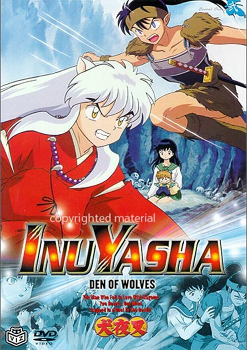 Inu-Yasha: Den Of Wolves - Volume 13 Movie