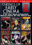 Classics Of Early Cinema (6 DVD Box Set) (Alpha) Movie