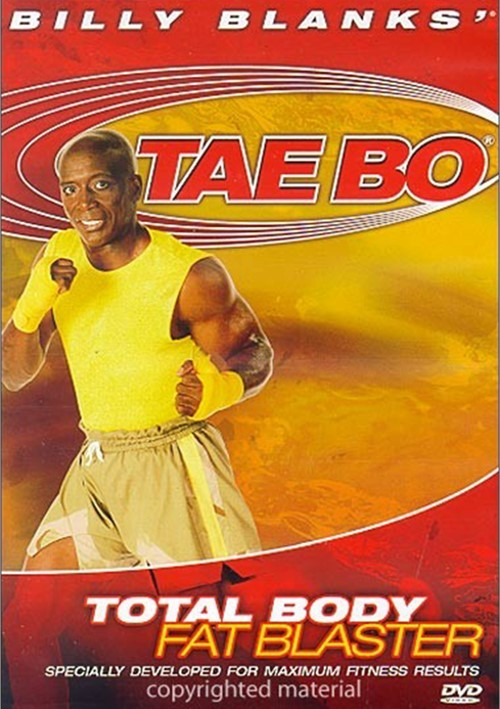 Tae Bo: Total Body Fat Blaster Movie