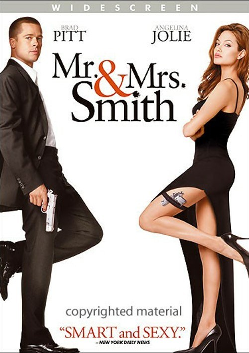 Mr. & Mrs. Smith (Widescreen) Movie