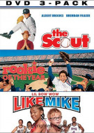 Sports 3 Pack: The Scout / Rookie Of The Year / Like Mike Movie