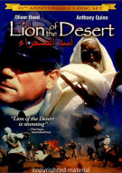 Lion of the Desert: 25th Anniversary Edition Movie
