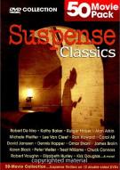 Suspense Classics: 50 Movie Pack Movie