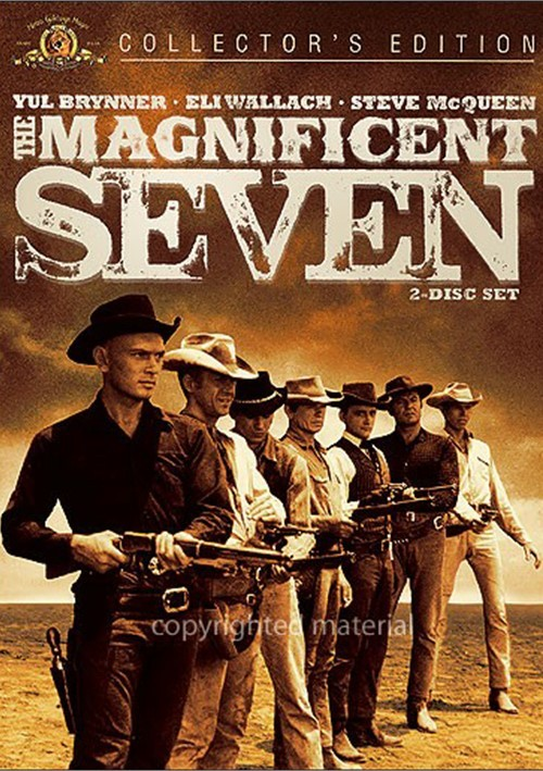 Magnificent Seven, The: Collectors Edition Movie