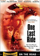 One Last Ride Movie