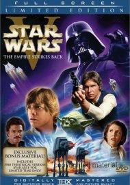 Star Wars Episode V: Empire Strikes Back (Fullscreen) Movie