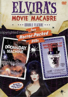 Elviras Movie Macabre: The Doomsday Machine / Werewolf Of Washington Movie