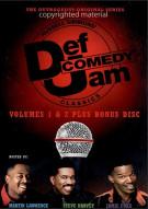 Def Comedy Jams Classics Movie