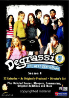 Degrassi: The Next Generation - Season 4 (Directors Cut) Movie