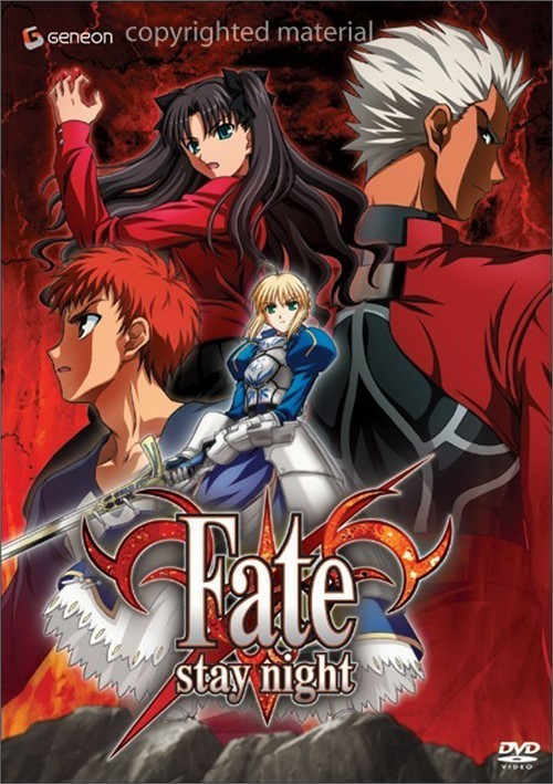 Fate / Stay Night: Volume 1 - Advent Of The Magi Movie
