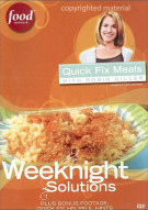 Quick Fix Meals With Robin Miller: Weeknight Solutions Movie
