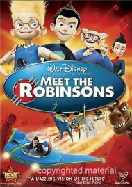 Meet The Robinsons Movie