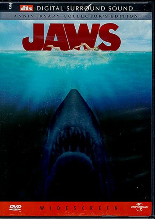 Jaws: 25th Anniversary Collectors Edition (DTS) Movie