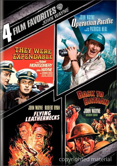 4 Film Favorites: John Wayne Movie