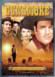 Gunsmoke: The Second Season - Volume Two Movie