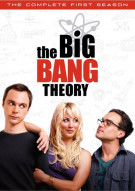 Big Bang Theory, The: The Complete First Season Movie