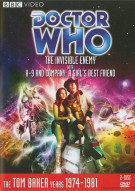 Doctor Who: The Invisible Enemy (Includes K9 And Company: A Girls Best Friend) Movie