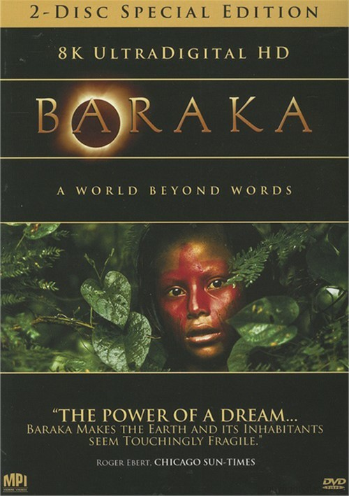 Baraka: Special Edition Movie