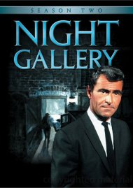 Night Gallery: The Complete Second Season Movie