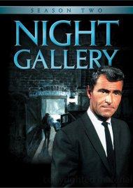Night Gallery: The Complete Second Season Movie