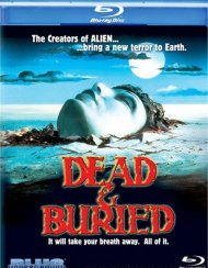 Dead & Buried Blu-ray