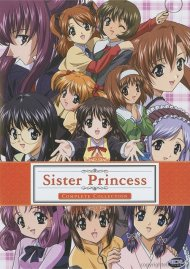 Sister Princess: Complete Collection (Repackaged) Movie