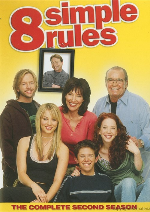 8 Simple Rules: The Complete Second Season Movie