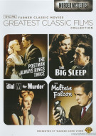 Greatest Classic Films: Murder Mysteries Movie