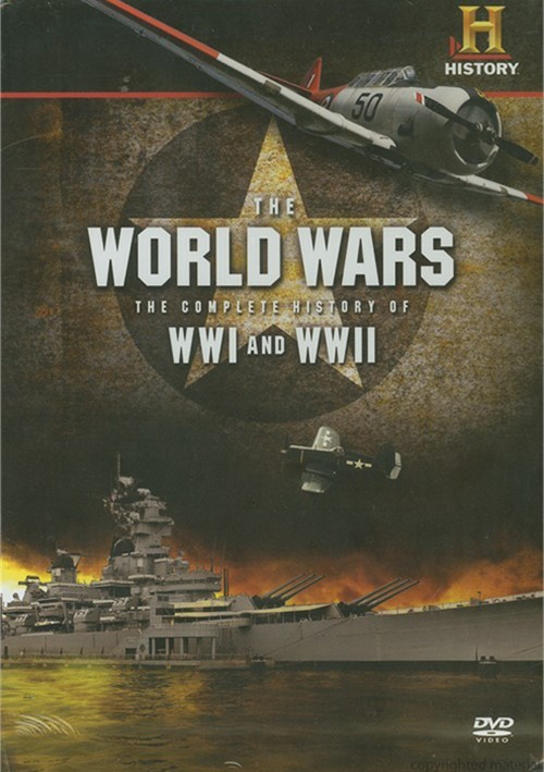 World Wars, The: The Complete History Of WWI And WWII Movie