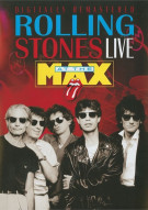 Rolling Stones: Live At The Max Movie