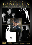 Legendary Gangsters: 5 Movie Collection Movie