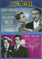 Cinco Rostros De Mujer (The Five Faces Of Women) / Dos Caras Tiene El Destino (Destiny Has Two Faces) (Double Feature) Movie